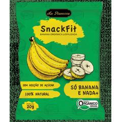 Snackfit de Banana Liofilizada